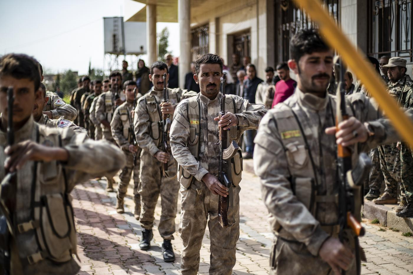 Shifting Sands: Arab Tribal Political Realignment in Northeastern Syria