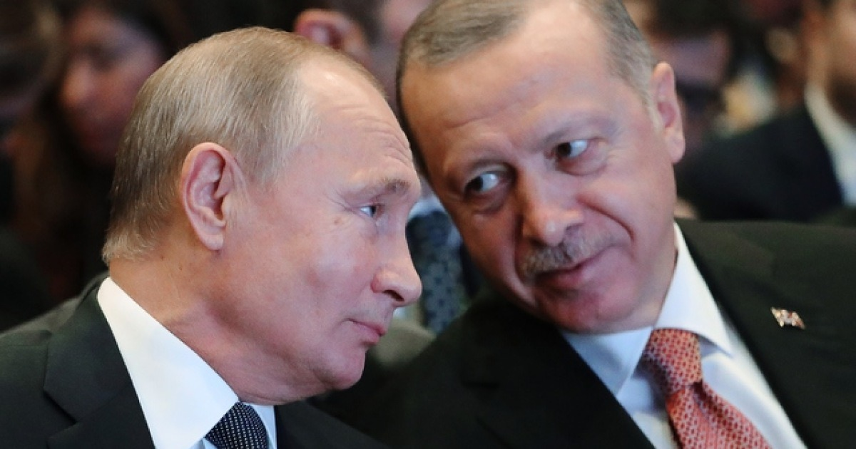 'Land Swaps': Russian-Turkish Territorial Exchanges in Northern Syria