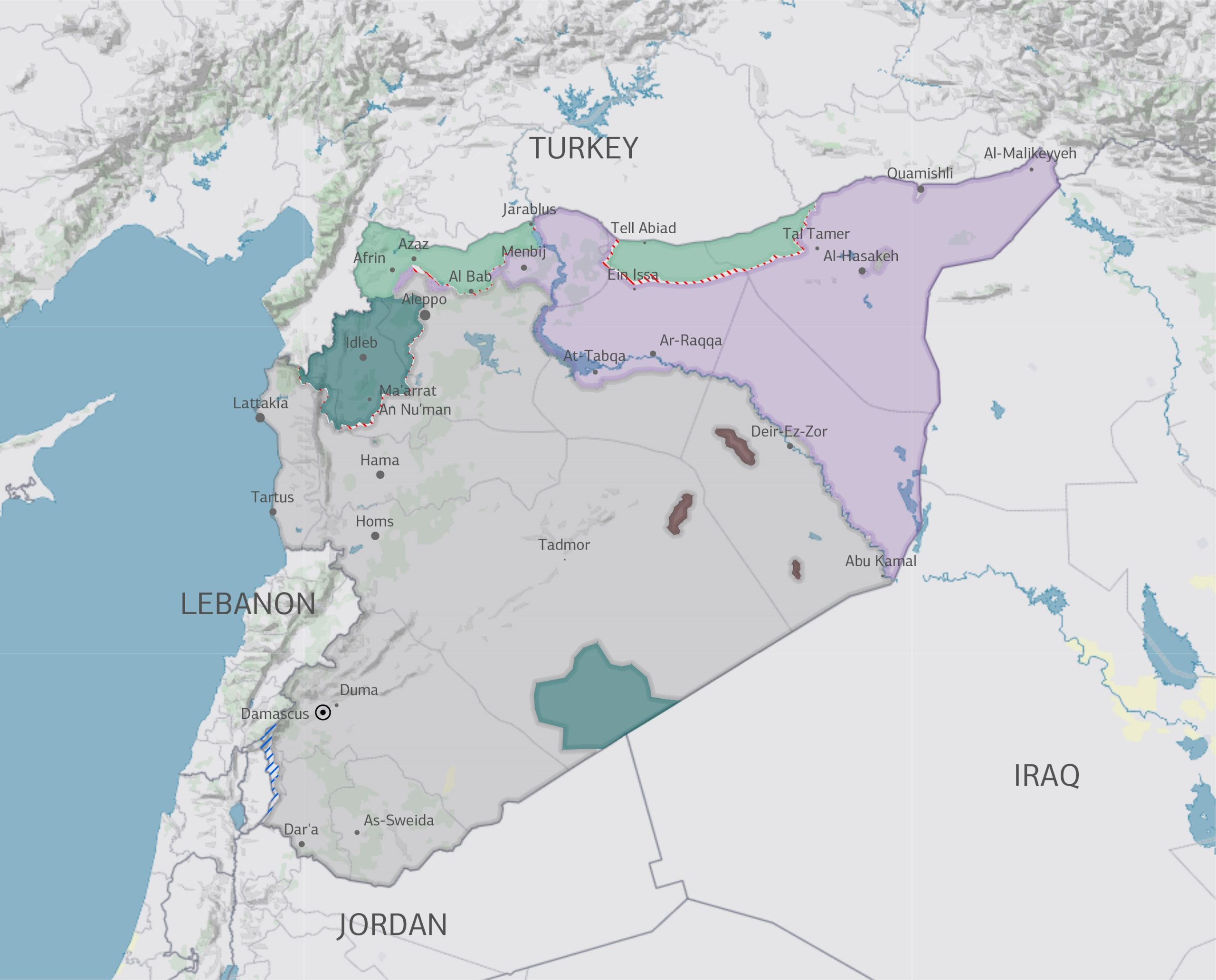Syria in 2020: New Response Challenges to an Evolving Crisis