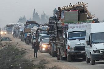 Syria Update 3 February 2020