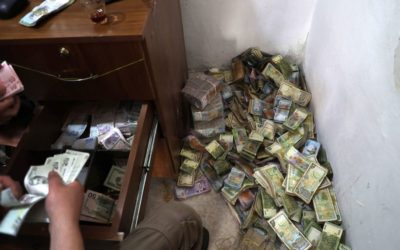 Cash crash: Syria's economic collapse and the fragmentation of the state