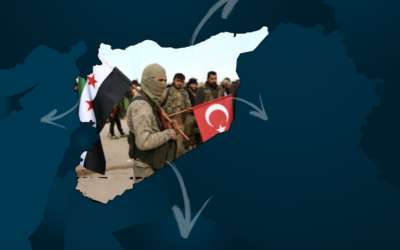 The Syrian economy at war: Armed group mobilization as livelihood and protection strategy