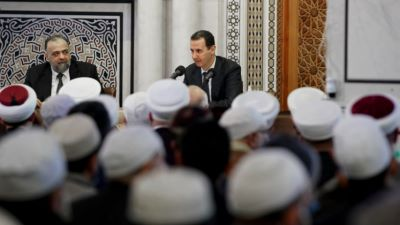 Al-Assad alienates minority supporters in a bid for the Sunni Arab majority
