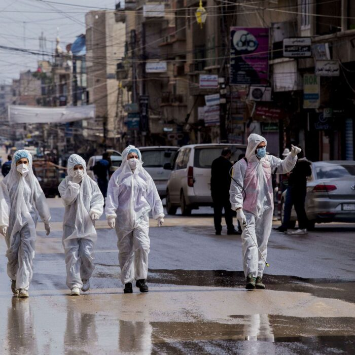 Syrian Public Health after COVID-19: Entry Points and Lessons Learned from the Pandemic Response