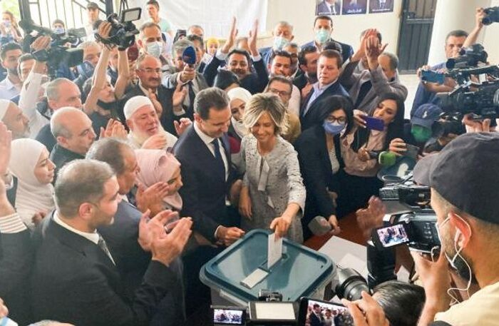 Al-Assad 'Wins' Re-Election with 95.1% of The Vote. Now What?