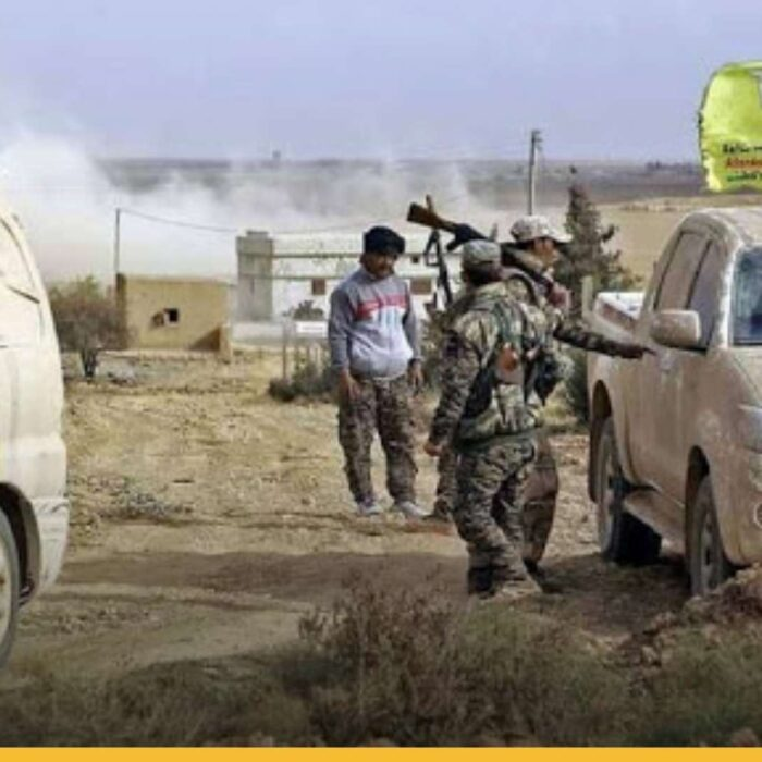 Bye, Bye Badia: IS Challenges SDF in Bid for Wider Relevance