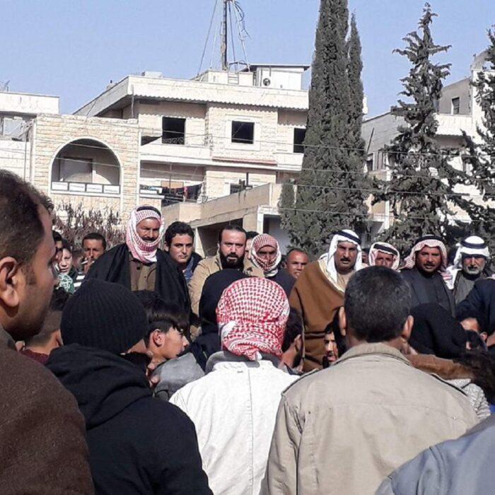 Deadly SDF Crackdown as Conscription Sparks Menbij Unrest
