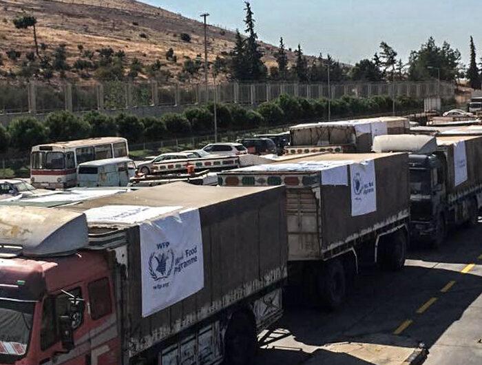 In Last-Minute Vote, UN Salvages Cross-Border Mechanism — For Now