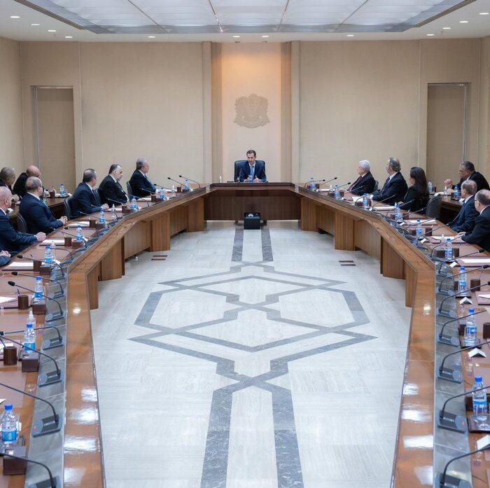 Subtle Changes as Al-Assad Appoints New Government