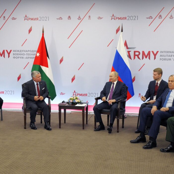 Abdullah in Moscow: Jordan Sets Its Own Course on Syria