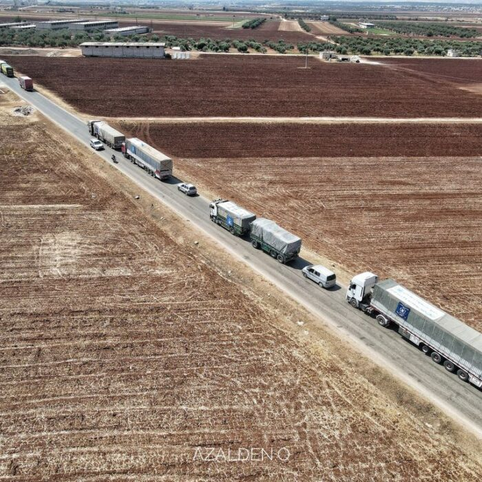 Cross-line convoy sparks cross-border conjecture