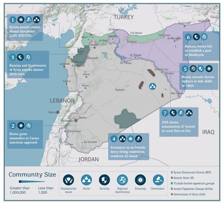 Syria Update 06 June Map
