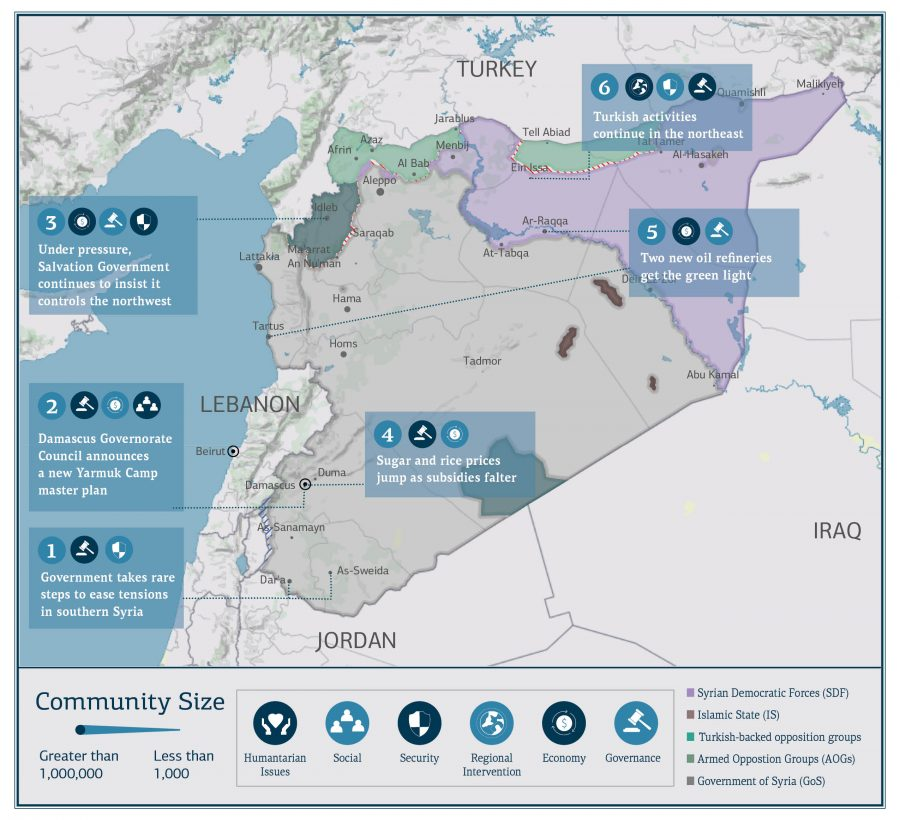 Syria Update Vol. 3 No. 26_WebMap