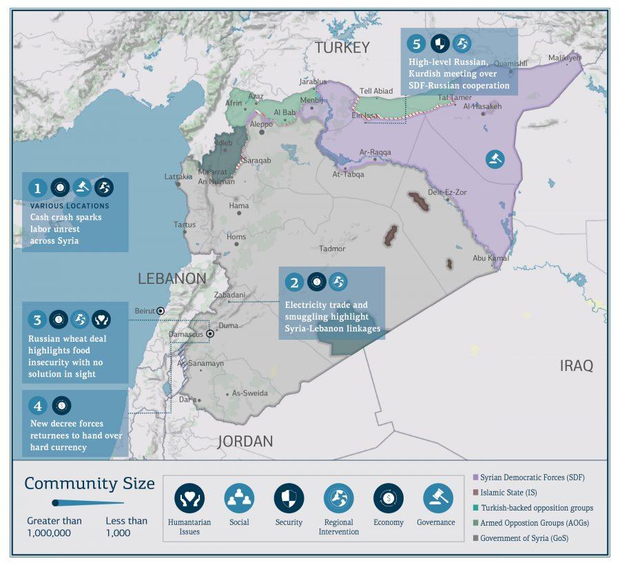 Syria Update Vol. 3 No. 27_WebMap