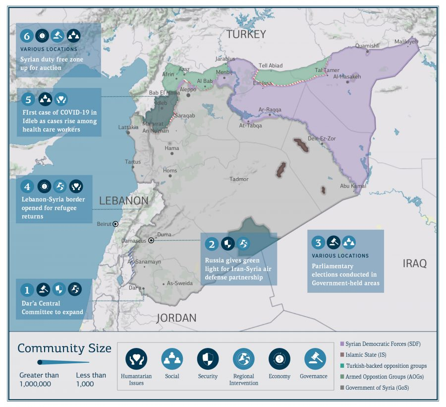 Syria Update Vol. 3 No. 28_WebMap