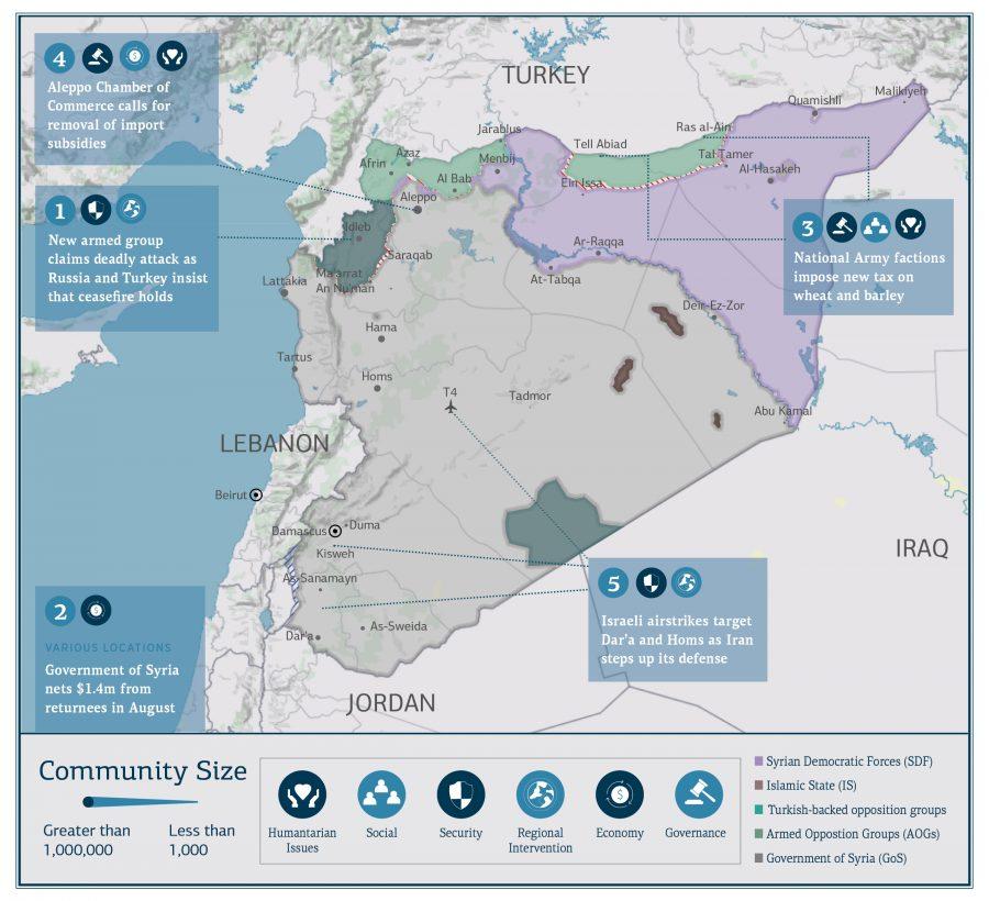 Syria Update Vol. 3 No. 33_WebMap