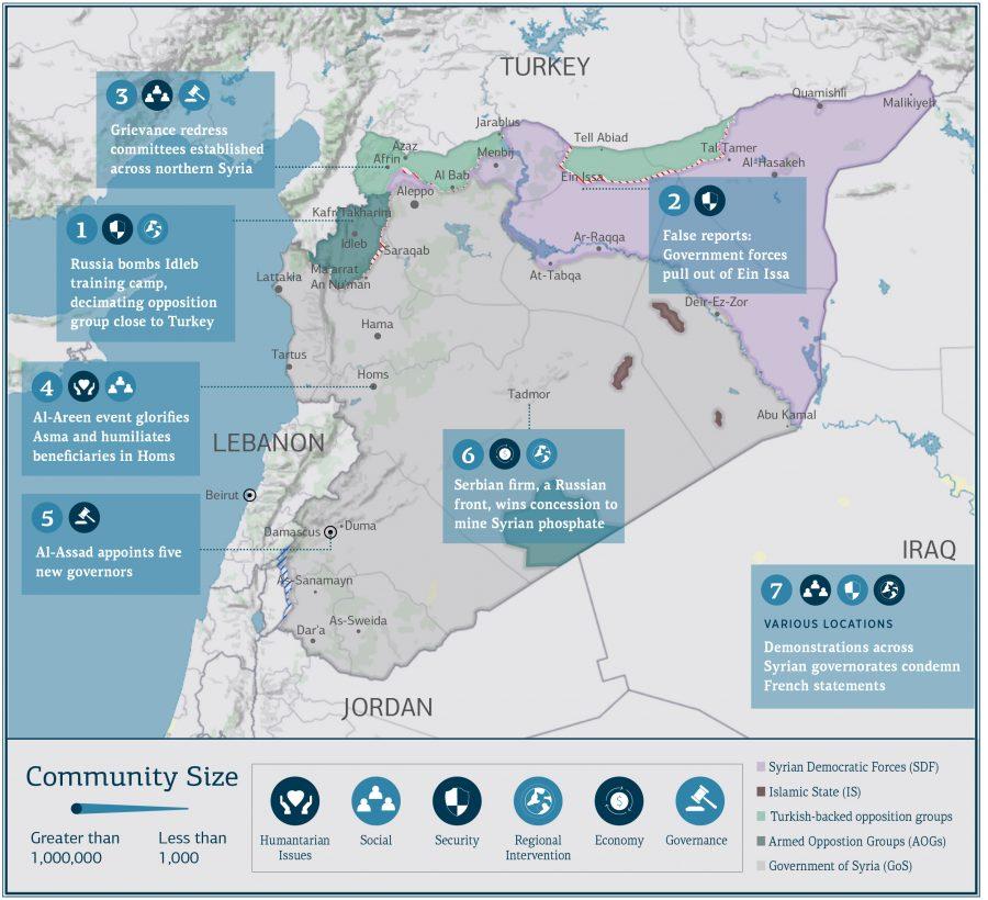 Syria Update Vol. 3 No. 41_WebMap