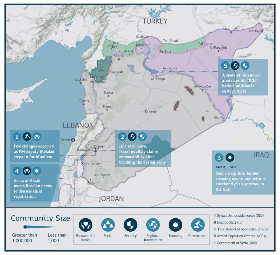 Syria Update Vol. 3 No. 44_WebMap