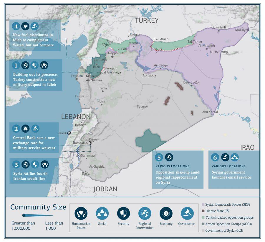 Syria Update Vol. 3 No. 46_WebMap