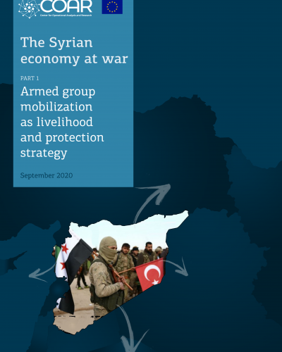 The economy of war in Syria